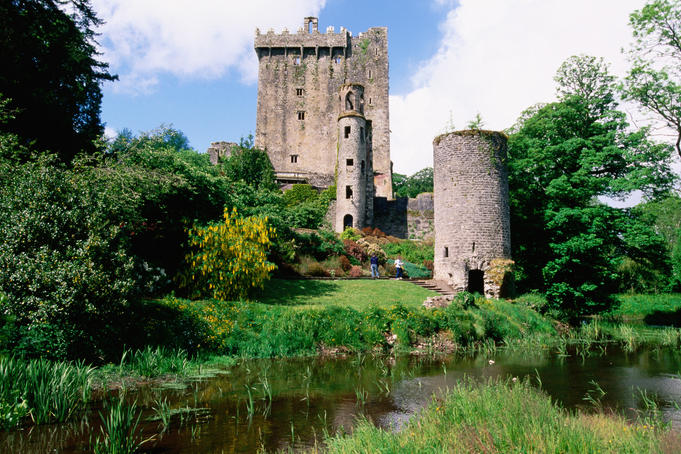 Billedresultat for BLARNEY castle