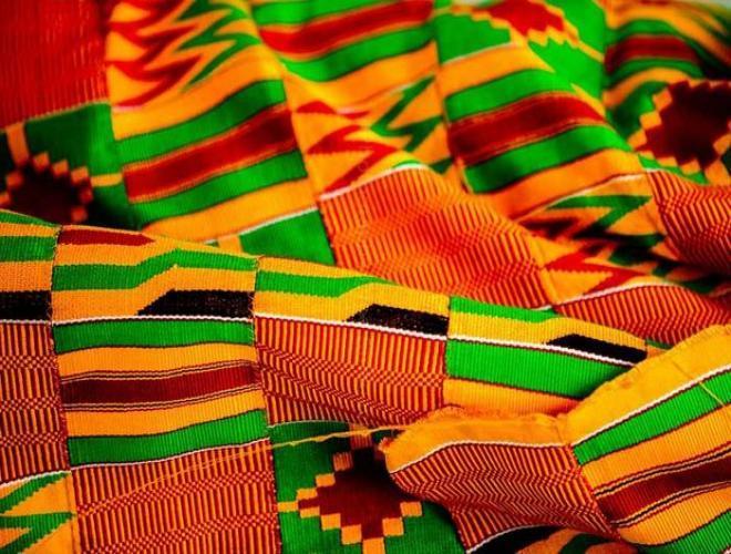 GHANA: Le Kente, toute une symbolique - Arts & Cultures
