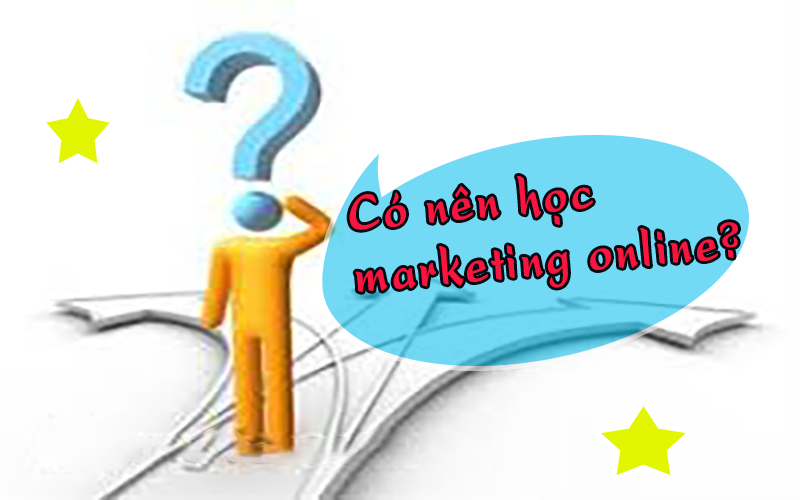 Có nên học marketing online không?