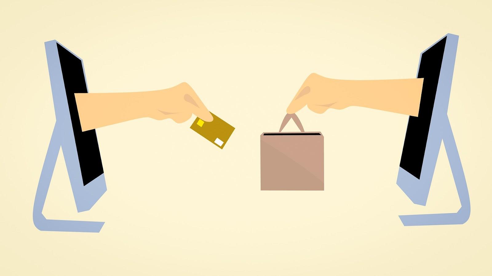 Выдача чеков при онлайн-покупках