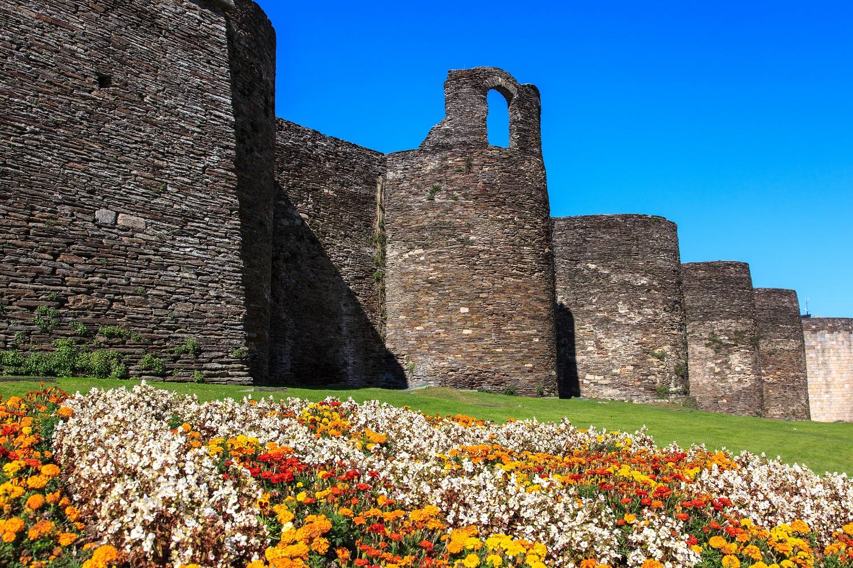 Muralla de Lugo, Patrimonio de la Humanidad