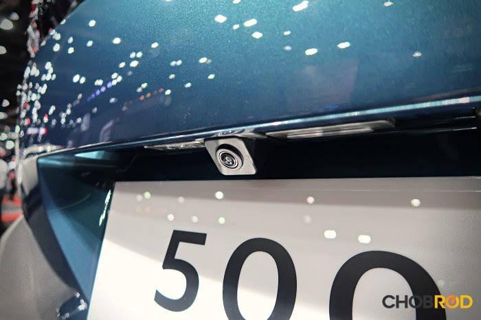 Peugeot 5008 มีกล้องมองภาพด้านหลัง
