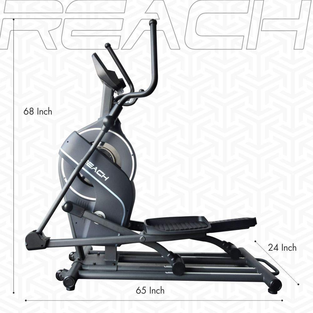 Reach At Elliptical Trainer Bike