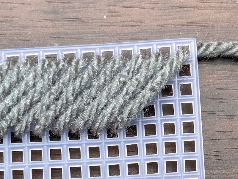 plastic tissue box cover