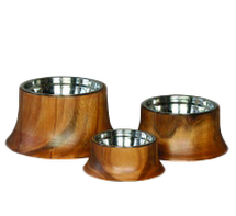 Luxury Ceramic Dog Bowls and Treat Jars Personalised