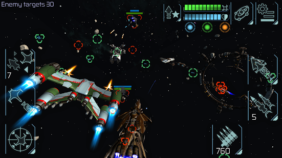 Space Commander: War and Trade MOD APK   Unlimited Skill Points