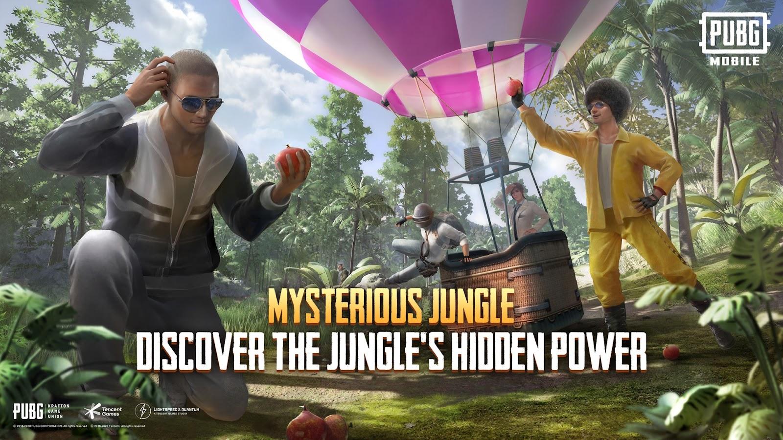 Jungle Adventure Event