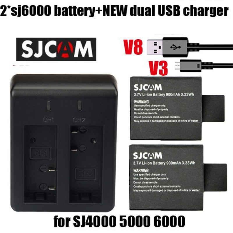 Baterii SJCAM pentru action camera EKON