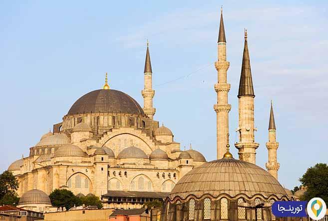 مسجد جامع سلیمانیه استانبول