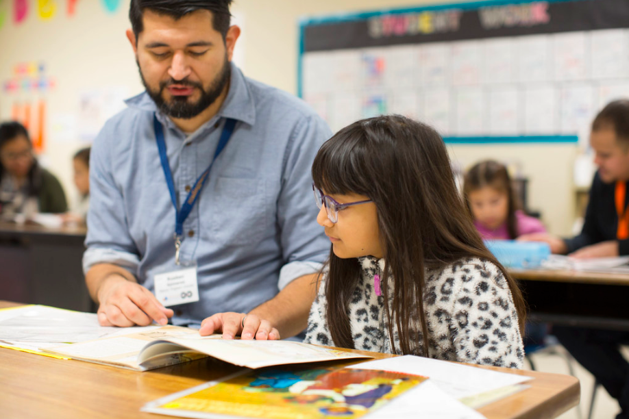 reading partners connects los angeles