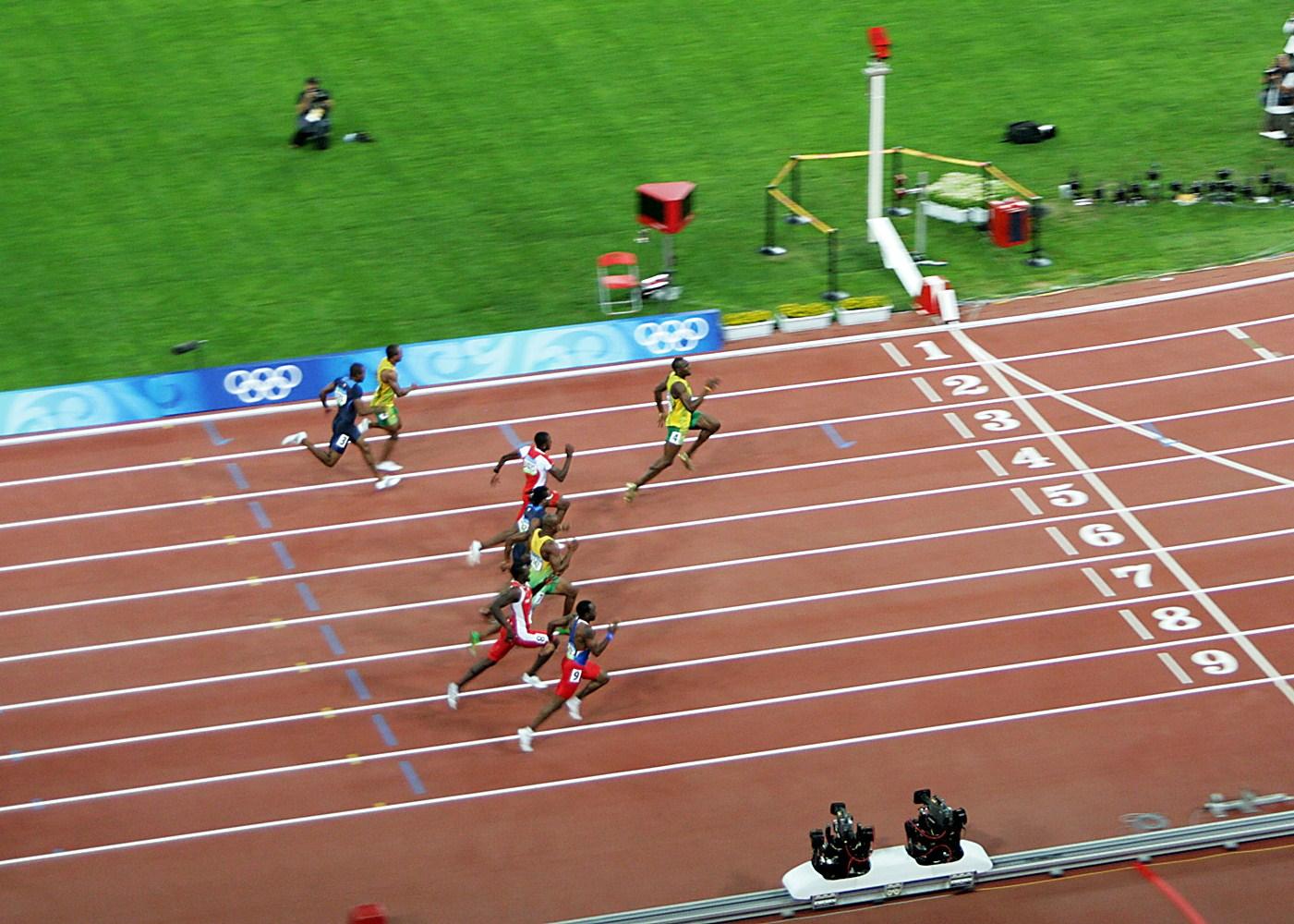 Olympics, Paralympics and ...