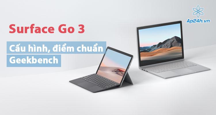Máy tính bảng Surface Go