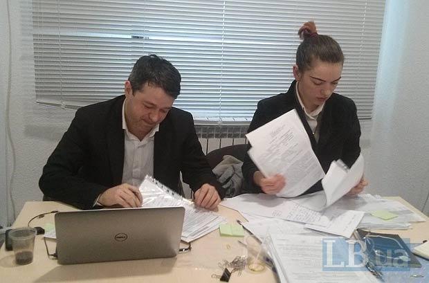 Дмитрий Потехин и Татьяна Лушникова