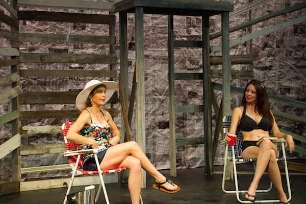 BWW Interviews: Mildred's Umbrella Artistic Director Jennifer Decker Talks RED DEATH