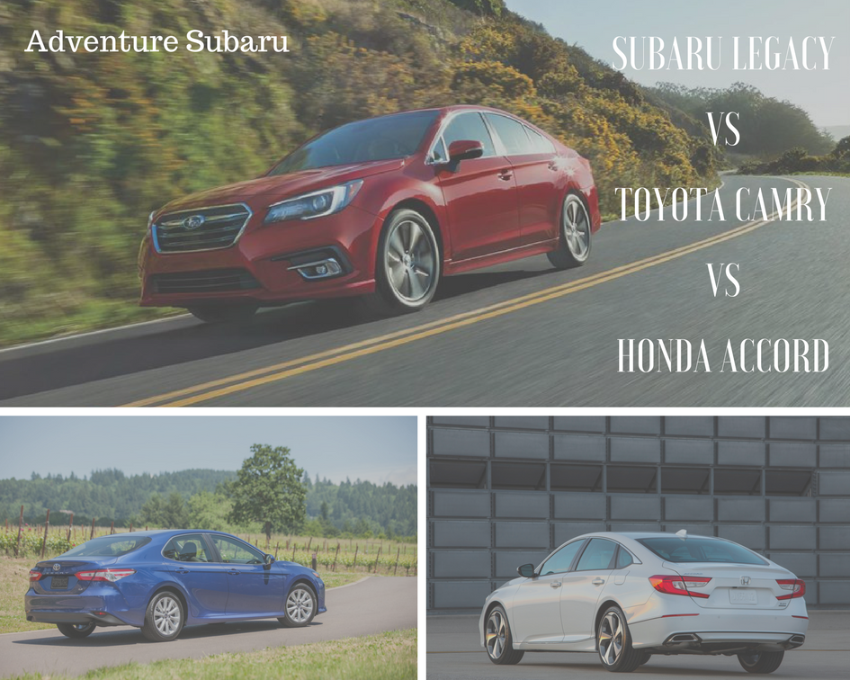 When Youu0027re In The Market For A Mid Sized Sedan, It Can Be Difficult To  Determine Which Car Is Best Suited For Your Needs. Plus, They All Seem To  Blur ...