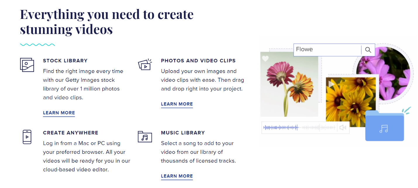 Animoto - DIY Video Editor Tool