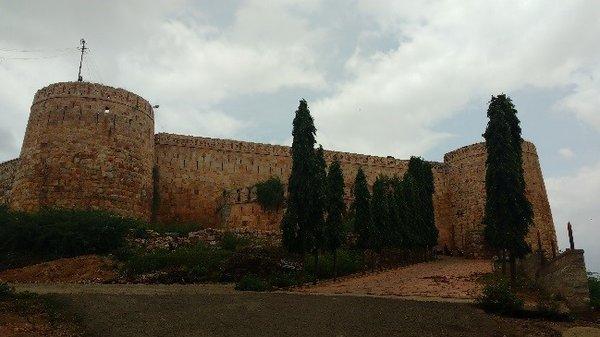 Parasgad fort near Belgaum