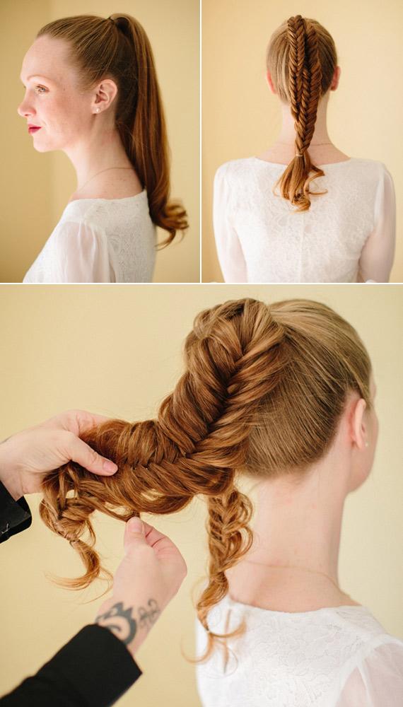 新娘髮型 心幸福 婚禮小物