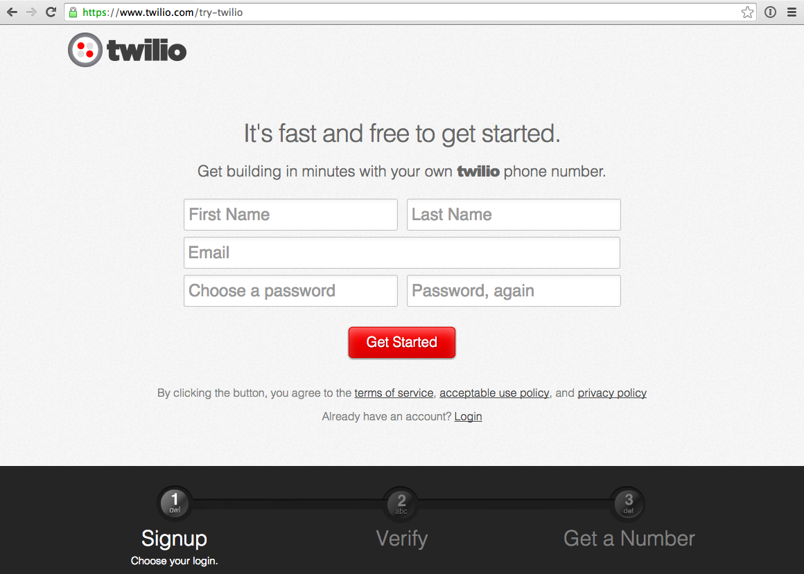 The Non-Coder's Guide For Running the Twilio org Rapid