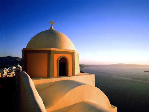 Fira Santorini, Cyclades Islands