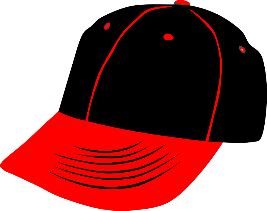 Cap, Baseball, Hat, Isolated, ...