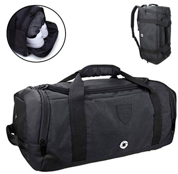 Men's workout bag review | men's gym bags