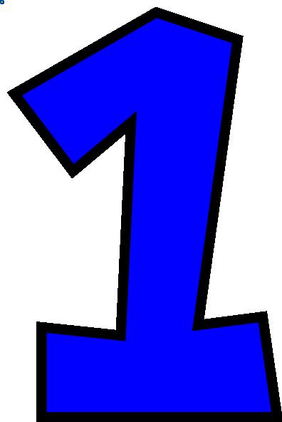 Image result for number 1