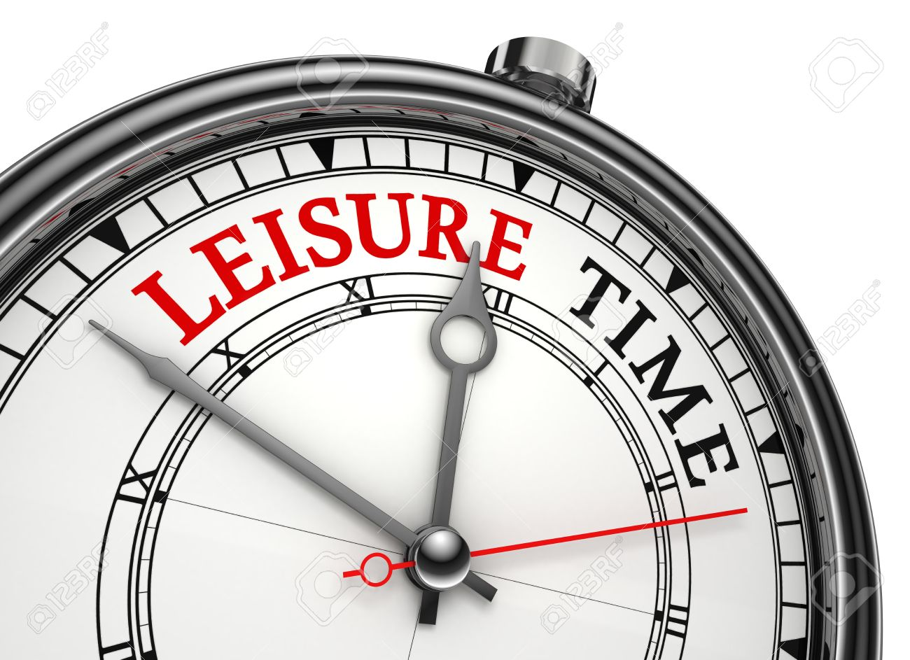 Leisure Time - Learn Vocab in IELTS Reading