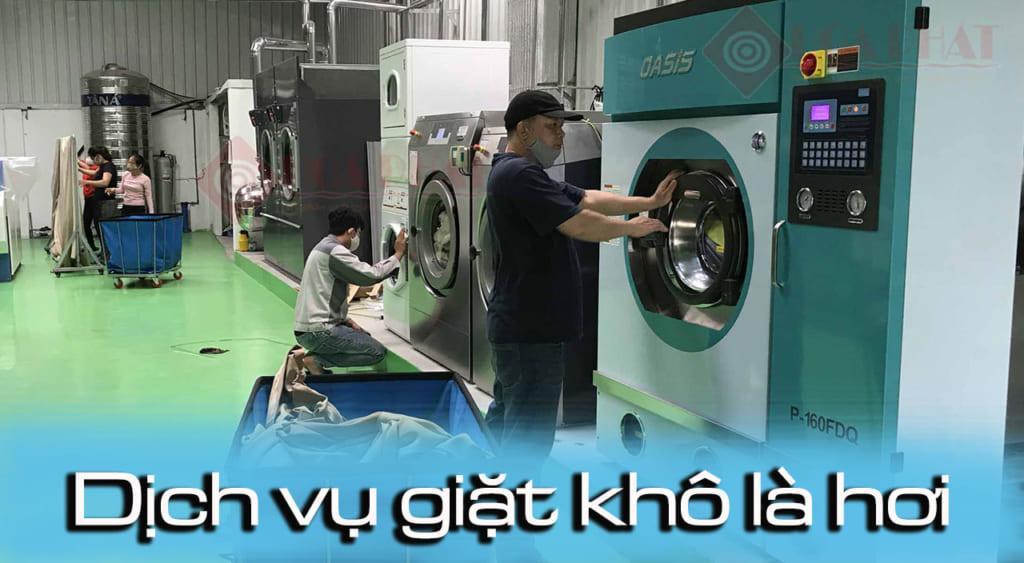 Hãy lựa chọn dịch vụ giặt khô là hơi tại Japan Laundry