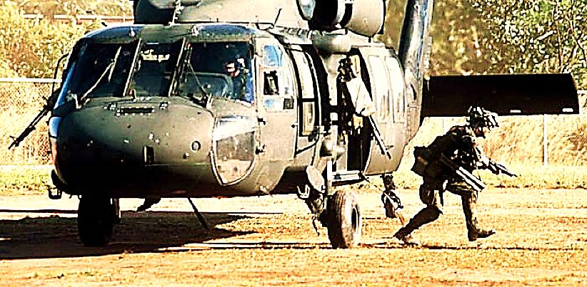 Secret Stealth Helped U.S. Accomplish bin Laden Raid | Defense News:  Aviation International News