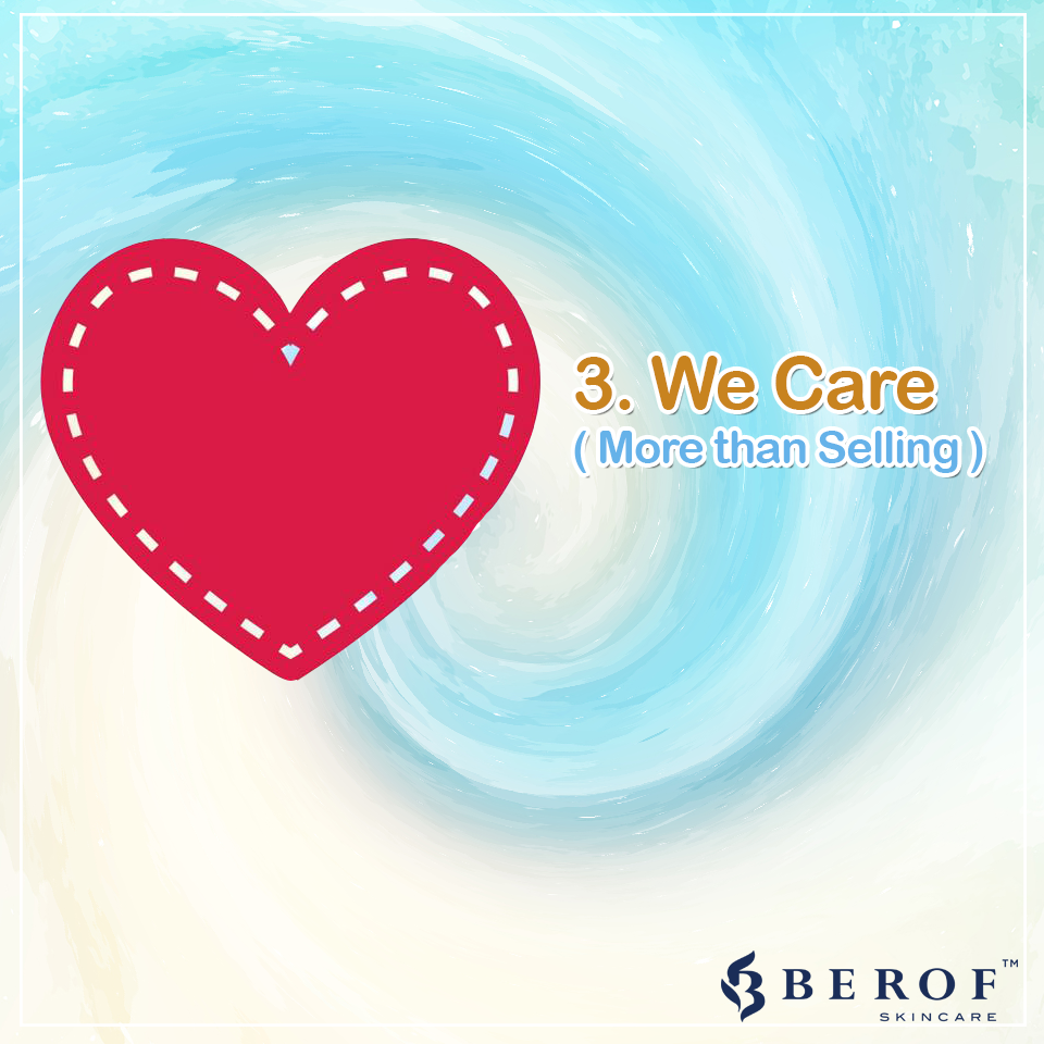 Berof cares you more than any other brand. Acne skincare treatment Lahore Pakistan