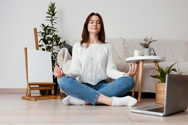 Meditation For Psoriasis