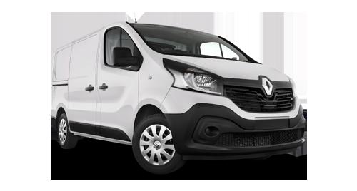 Clé Renault Trafic 2014+
