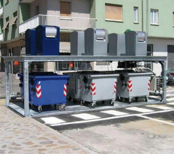 """""""Idea Progetto raccolta DifferenziAMOla 2.0"""" Proposta per migliorare la raccolta differenziata dei rifiuti nella Città di Reggio Calabria 3"""