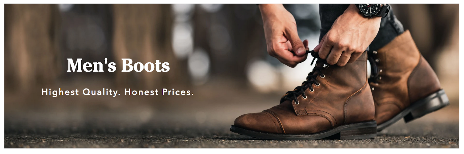 Men's Highest Quality Boots   Thursday Boot Company