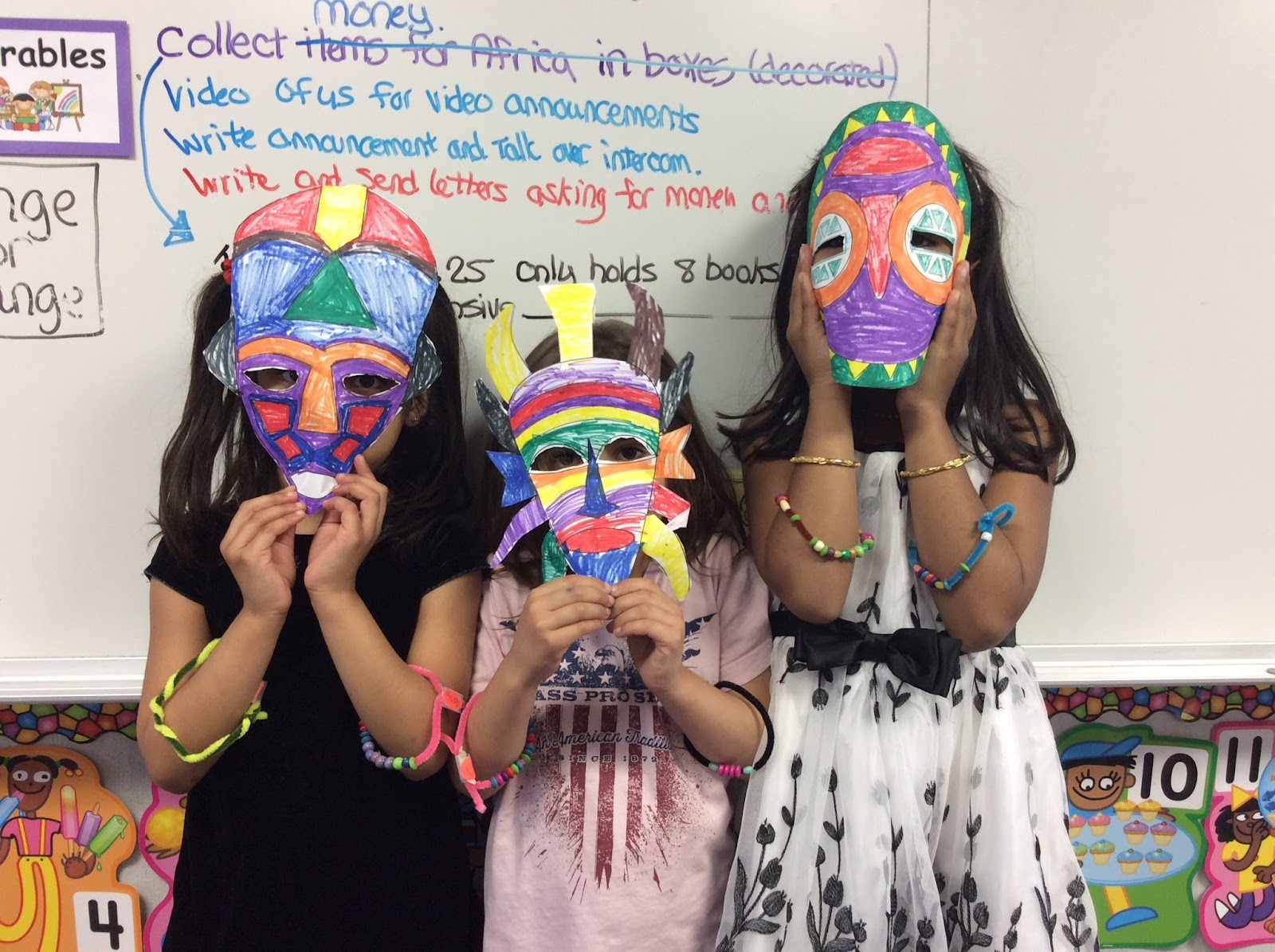 AfricanMasks 3 girls.JPG