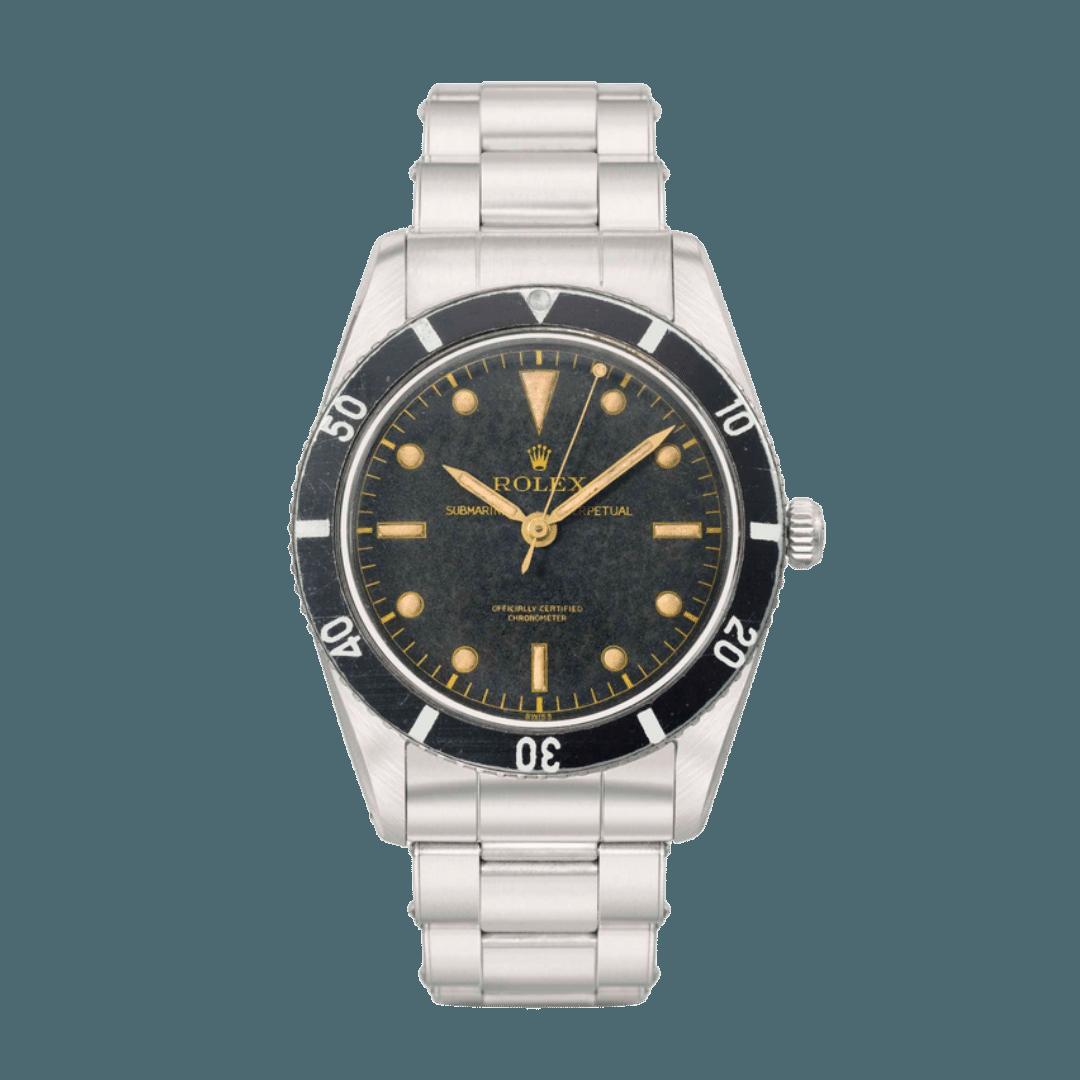 Photo of a Rolex Submariner Ref. 6204