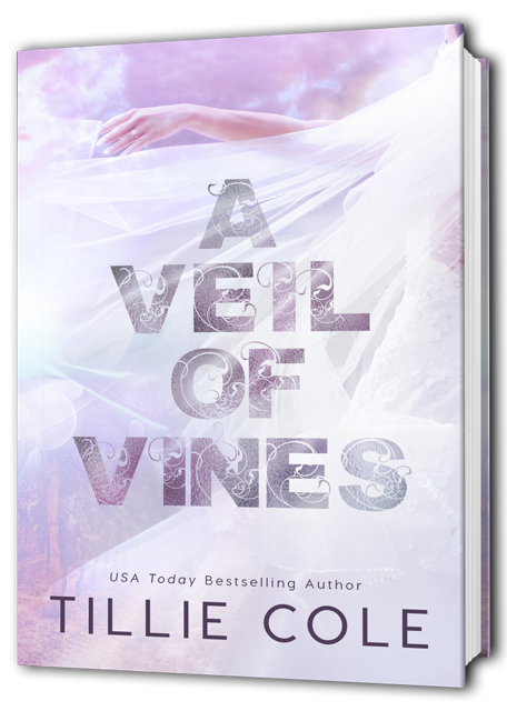 Promotional Event- A Veil Of Vines by Tillie Cole