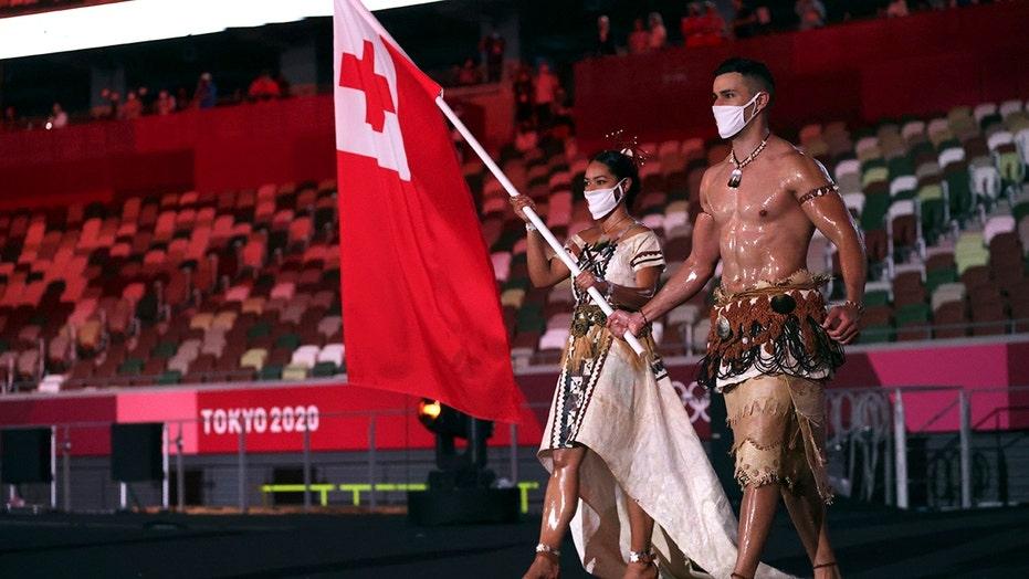 Những khoảnh khắc đẹp nhất tại lễ khai mạc Olympic Tokyo 2020