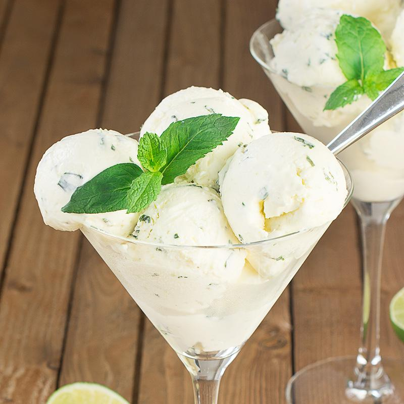 Image result for mojito icecream