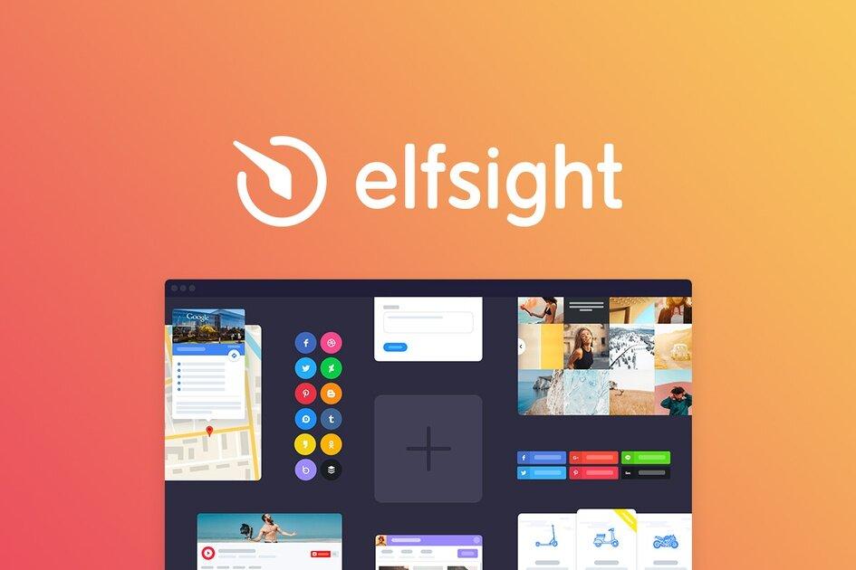 Elfsight QR Code - Shopify QR code generator app