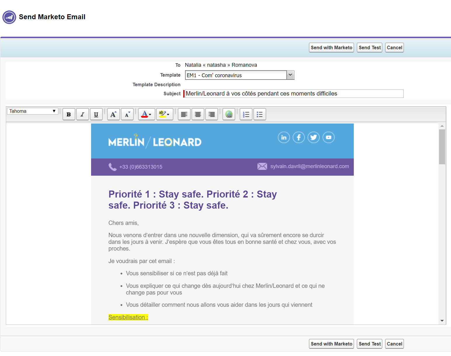 envoyer un email marketo dans le match marketo vs hubspot