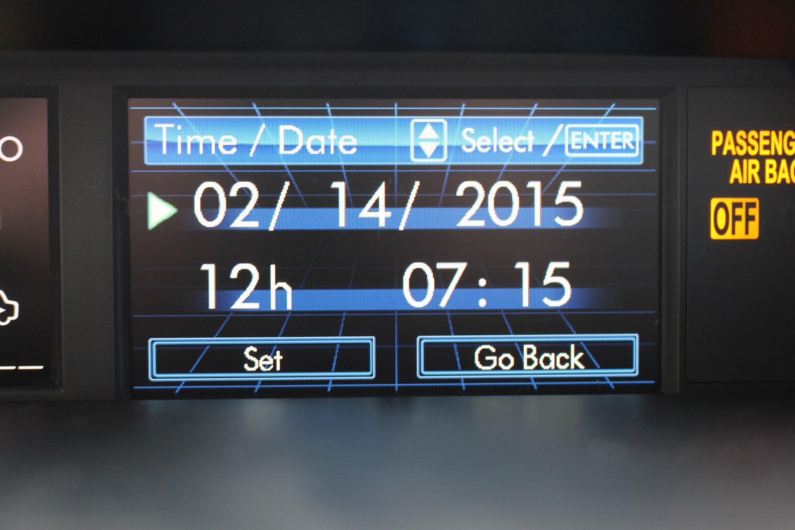 How to Change the Clock in Your 2018 Subaru Forester | Bud