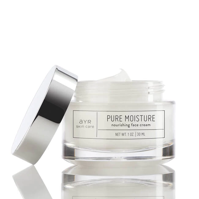 Ayr Skin Care Pure Moisture Face Cream