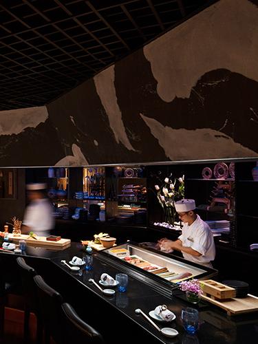 新加坡的日本餐廳