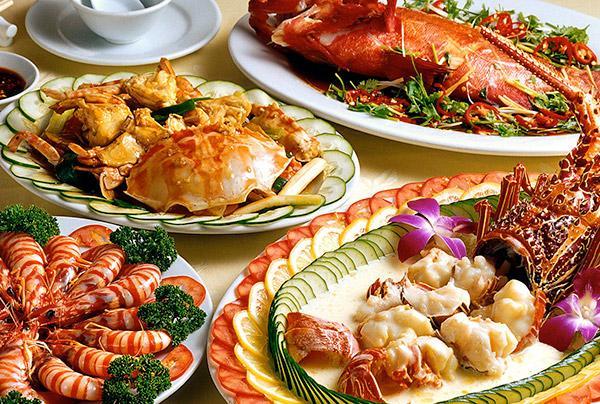 Các món ăn ở cô tô chưa bao giờ khiến thực khách thất vọng