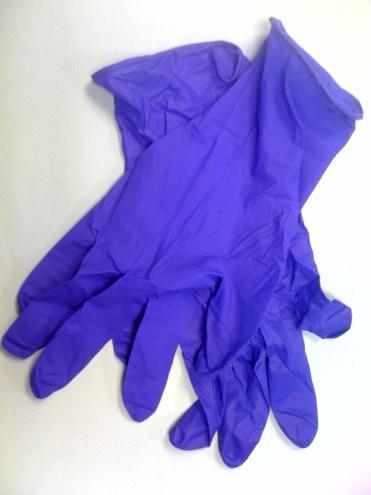 clean gloves