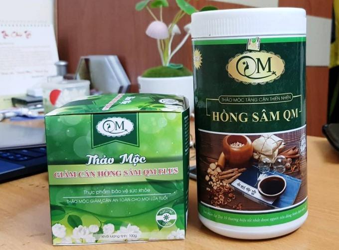 Image result for công dụng trà thảo mộc hồng sâm qm