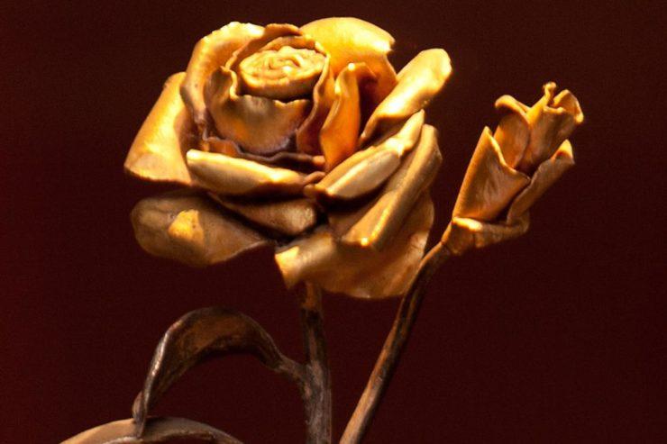 Những bông hồng bằng vàng và lòng tri ân của các đức Giáo Hoàng với Đức Bà Fatima