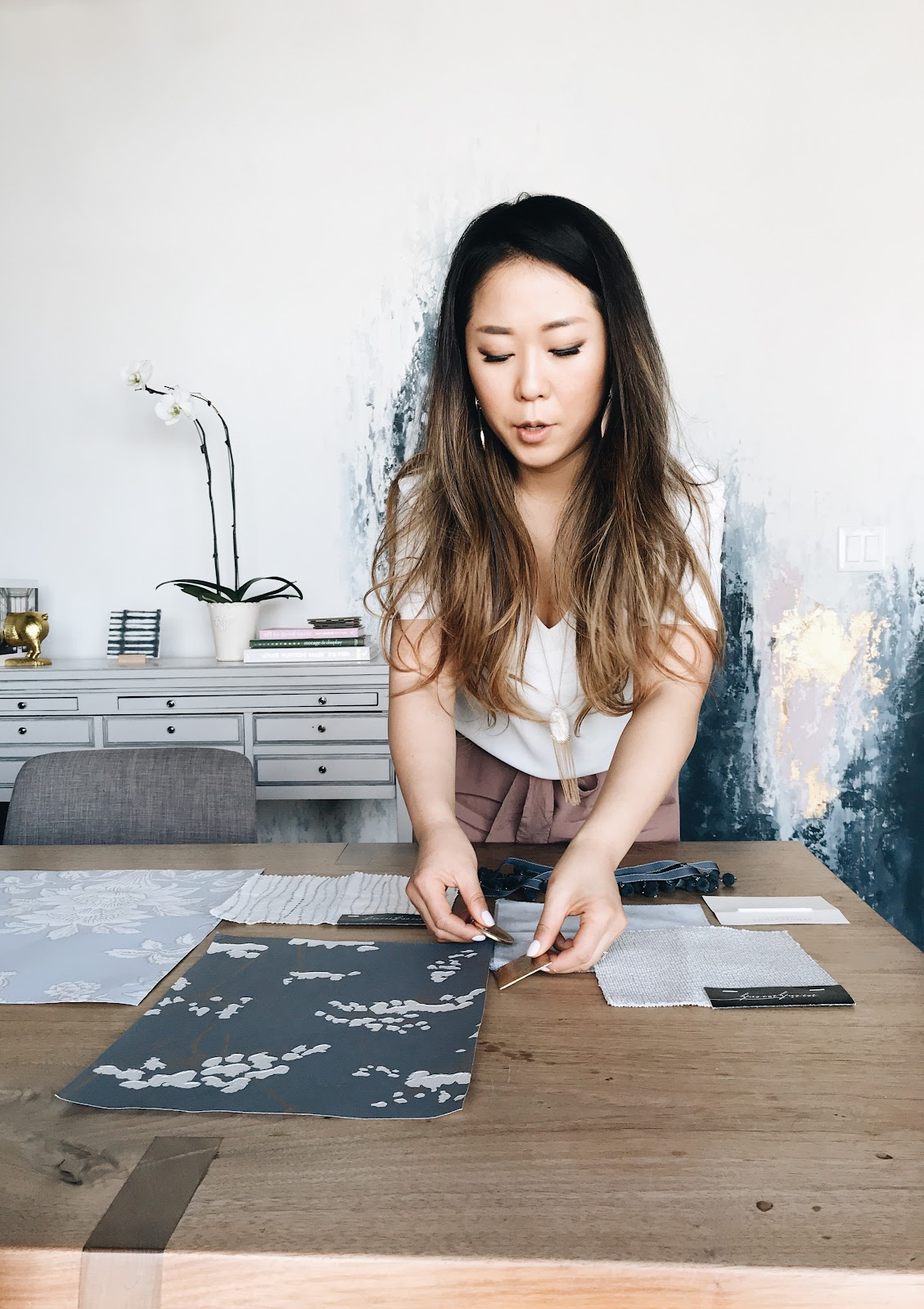 Welcome to LeAnne Bunnell Interiors, a design firm in Calgary, where we bring classic, timeless and highly personal homes to life. Come meet Kelly Kim, Assistant Designer!
